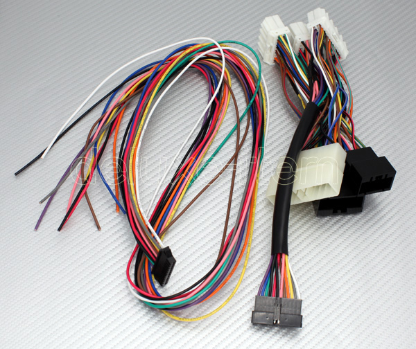 conversion jumper wire wiring harness replace obd0 to obd1 ecu fit honda ebay
