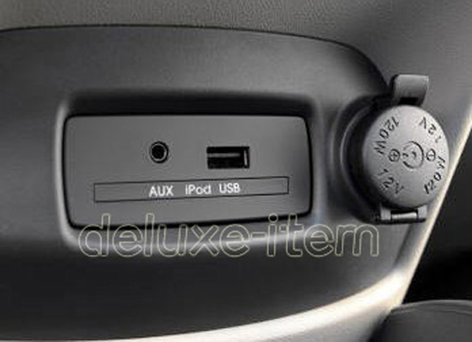 Cars Which Can Have An Ipod Plugged In