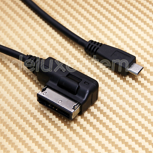 Popular Cable Volkswagen Mdi Usb Buy Cheap Cable: VW Music Interface (MDI) Micro USB Aux Cable Cord For