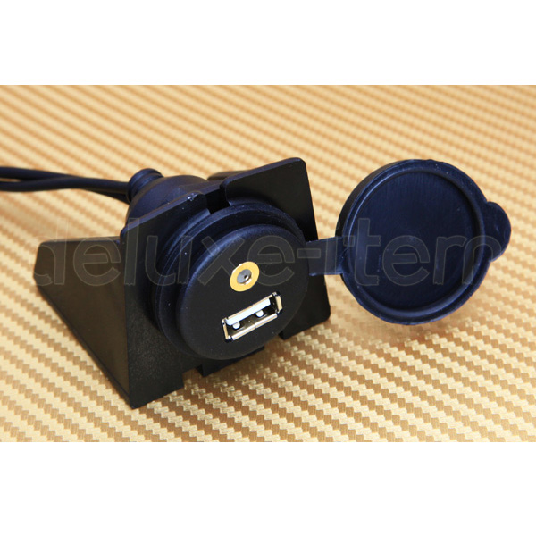 Car Stereo  Mm Aux Outlet